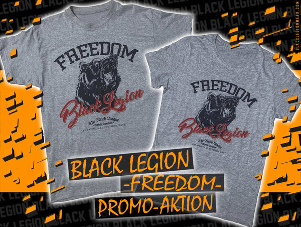 BL-Promo-Shirt - Freedom - Frauen