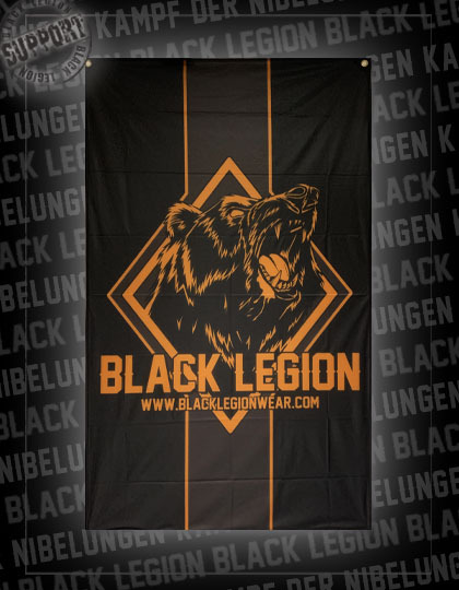 Black Legion Fahne