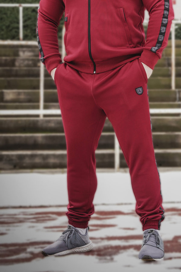 Trainingshose BL - Casual - rot